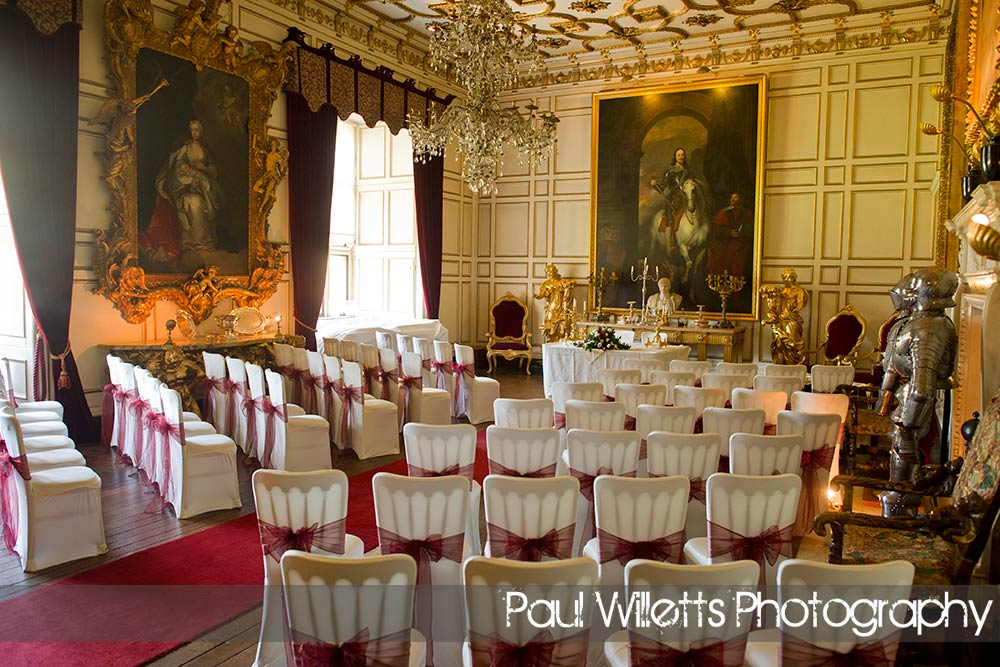 Warwick Castle ... Warwick Castle Weddings