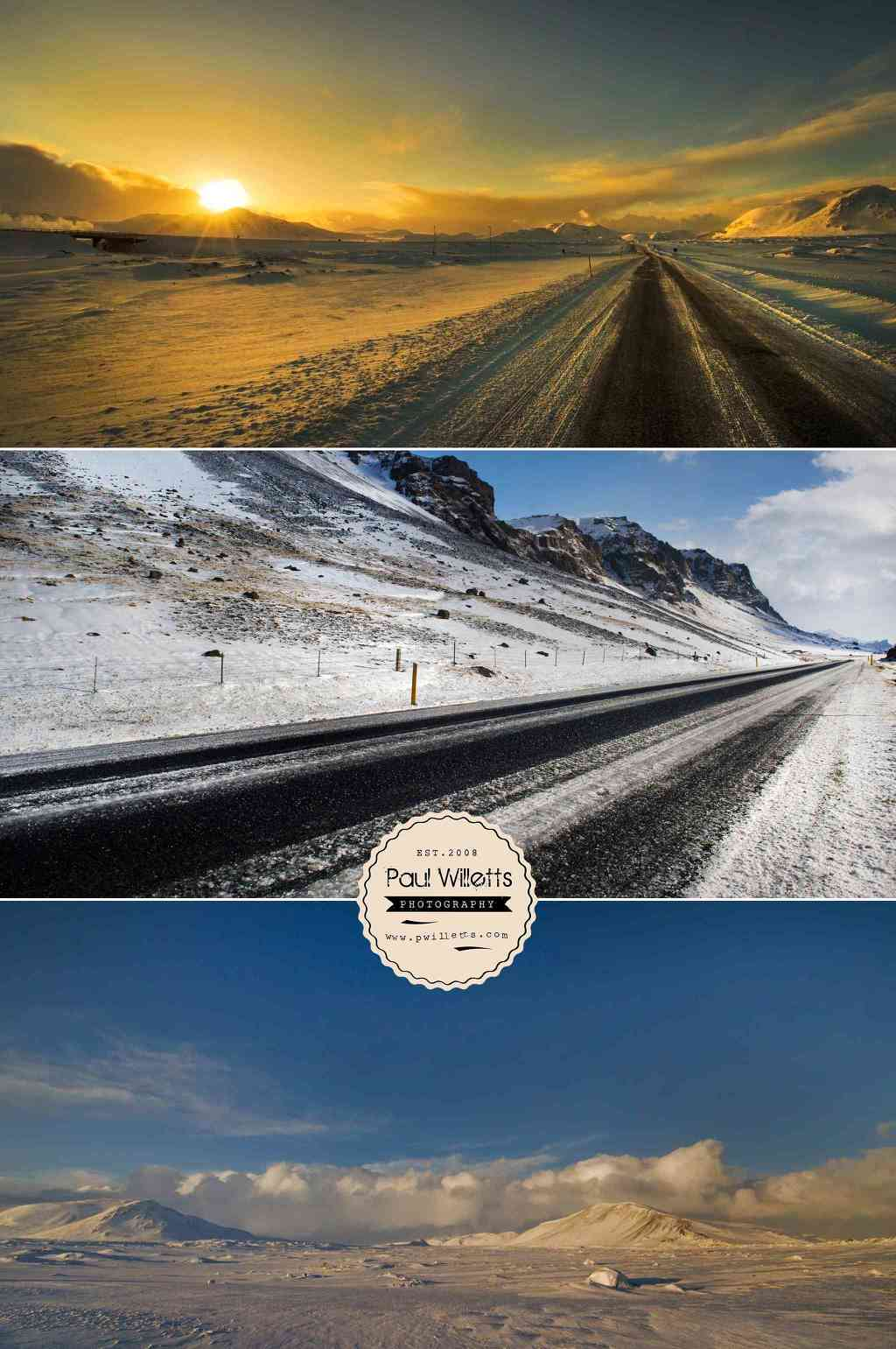 Iceland Collages 2